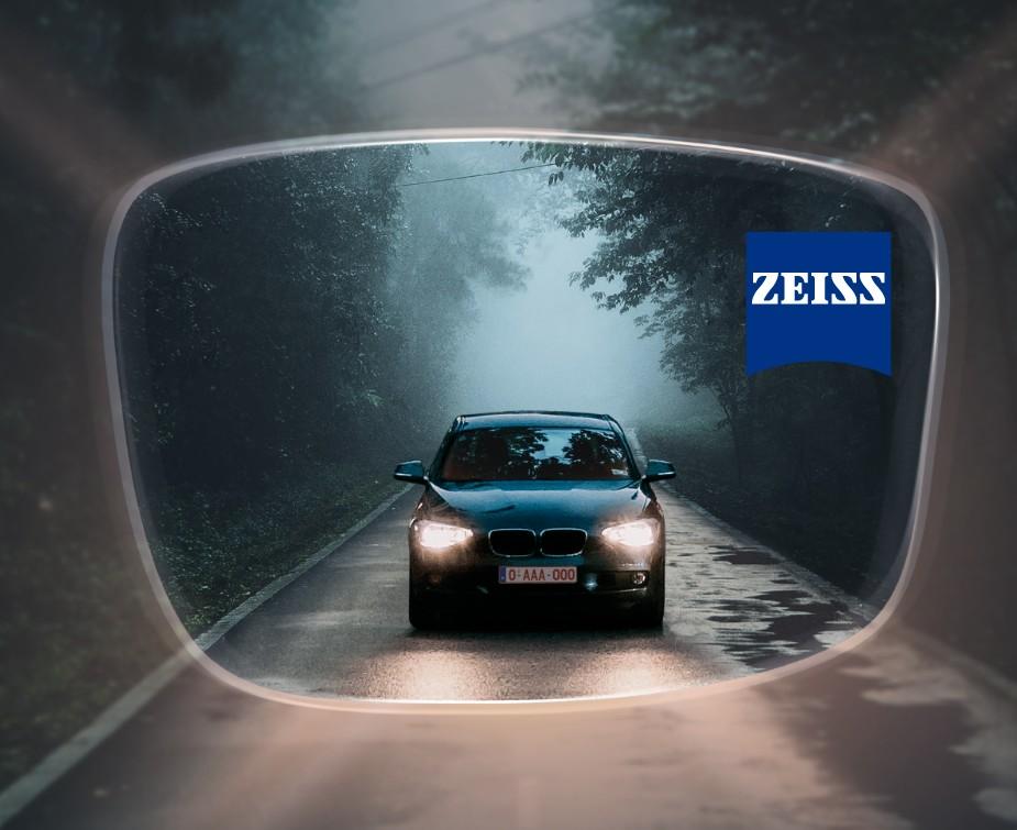 Krijg een paar DriveSafe brillenglazen cadeau bij aankoop van een bril met SmartLife glazen.